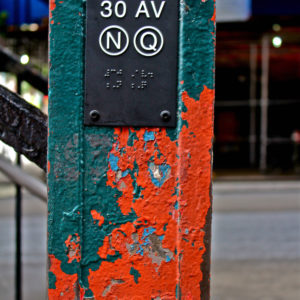 New York City Subway-Photograph 13
